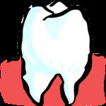 Ładne urodziwe zęby dodatkowo powalający prześliczny uśmiech to powód do płenego uśmiechu.