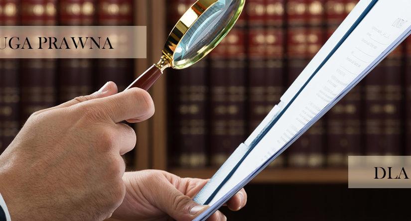 Pomoc prawna potrzebna jest dziś coraz częściej.